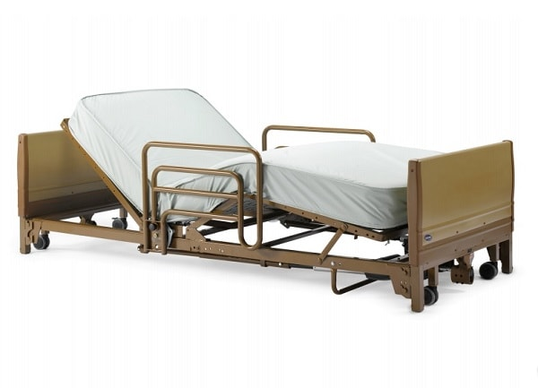 Invacare Three Position Assist Bed Rails