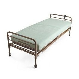 Economy Semi Electric Hospital Bed (Bed Frame Only)-350 Lb Cap