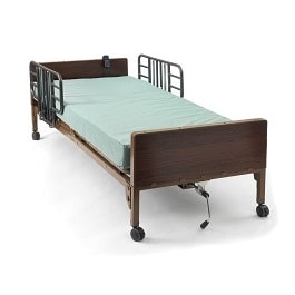 Basic Semi Electric Hospital Bed(Bed Frame Only)-350 Lb Cap in Houston TX by Medline