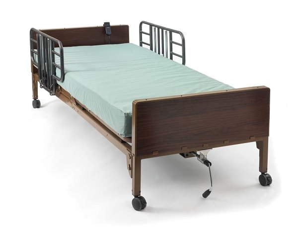 Basic Full Electric Hospital Bed (Bed Only)
