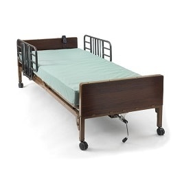 Basic Full Electric Hospital Bed(Bed Frame Only)-350 Lb Cap