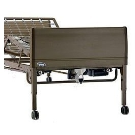 "XLong Full Elect. Hospital Bed (84"" Bed Frame Only)-350 Lbs Cap"