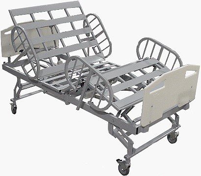 "42"" Titan Bariatric Full Electric Hospital Bed"