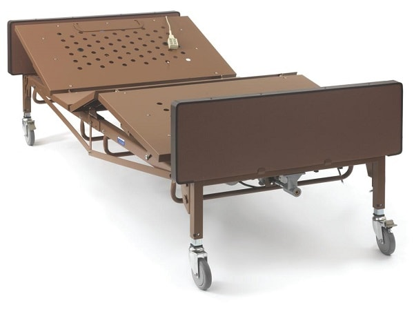 "42"" Bariatric Full Electric Hospital Bed"