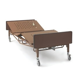 "42"" Heavy Duty Full Electric Hospl Bed(Bed Frame Only)-600Lb Cap"