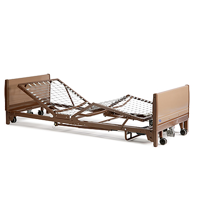 "Hi-Lo XLong Full Electric Hospital Bed Pckg(84"" Bed Frame)-350 L"