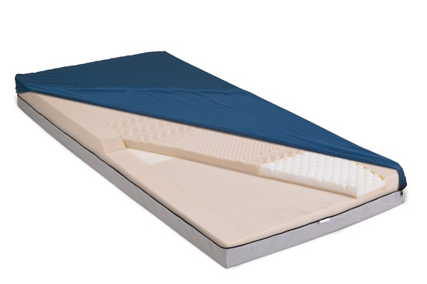 Advantage Select Therapeutic Homecare Foam Mattresss XL