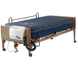 "36"" MicroAIR Alternating Pressure Mattress With Compressor"