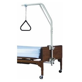 Trapeze Bar  Hospital Beds 250 Pounds Capacity by Lumex