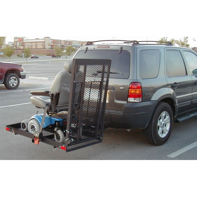 EZ Carrier Basic Vehicle Lift For Scooters and Power Wheelchair