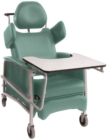 Lumex Heavy Duty Recliner Geriatric Chair