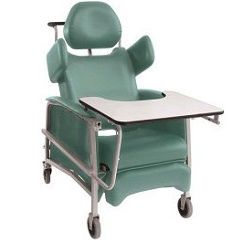 Lumex Heavy Duty Recliner Geriatric Chair 250 Lbs Cap.