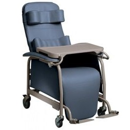 Preferred Care Recliner Geriatric Chair 250 Lbs Cap.
