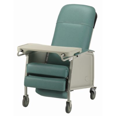 3-Position Recliner Geriatric Chair Jade