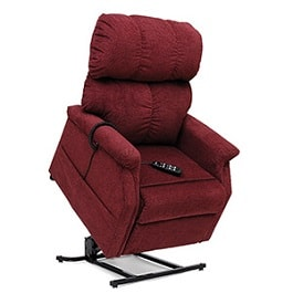 "24"" Zero Gravity Multi Position Recliner Lift Chair-375Lb Cap"
