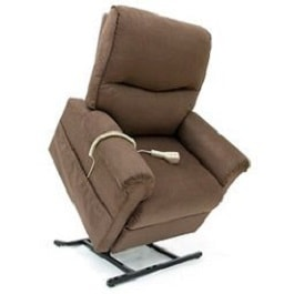 "3 Position 20"" Wide Full Recline Lift Chair LC105-325 Lbs Cap."