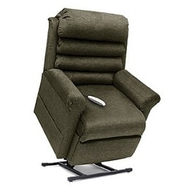 "3 Position 20"" Wide Reclining Lift Chair LC470M-375 Lbs Cap."