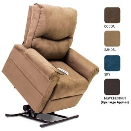 "20"" Full Recliner Lift Chair 3 Position - 325Lbs Cap."