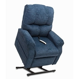 3 Position 20 Full Recliner Chair-375Lbs Cap. in Houston TX by Pride