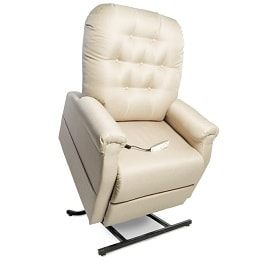 "3 Position 20"" Wide Full Recliner Lift Chair-325Lbs Cap."