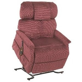 "3 Position 23"" XWide Heavy Duty Recliner Chair-375Lbs Cap."