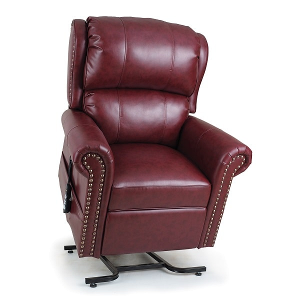 "21"" Pub Reclining Lift Chair Maxi Comfort Series-375Lb Cap"