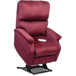 "22"" Zero Gravity Infinite Recliner Lift Chair Large-375Lbs Cap"