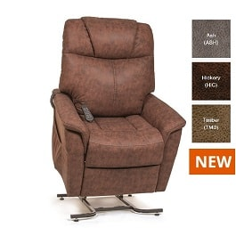 Siesta Infinite Positioning Lift Chair Recliner - 375 Lbs Cap