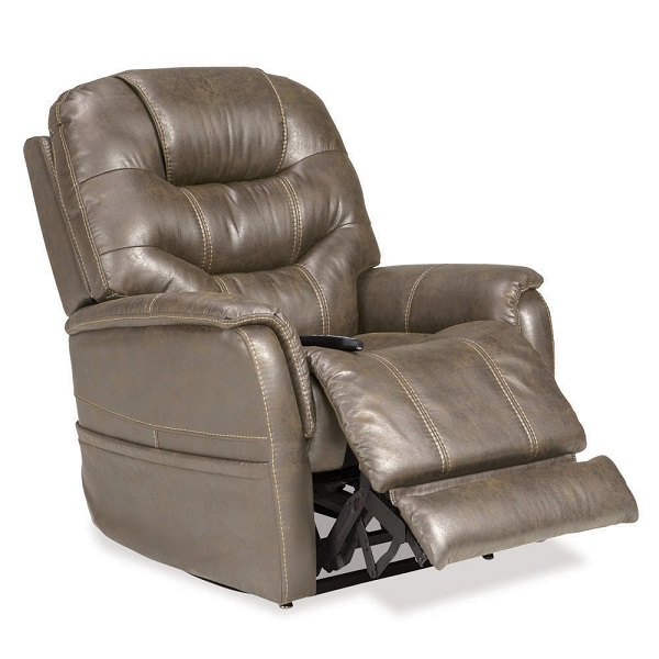 "22"" Zero Gravity Lay Flat Recliner Lift Chair-375Lbs Cap"