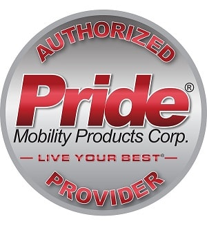 E Care Medical Supplies is an Authorized Pride Dealer