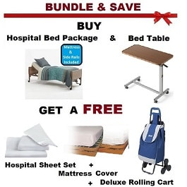 Deals Amp Steals On The Buy A Full Elect Hospital Bed Pckg