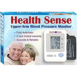 Automatic Upper Arm Blood Presure Monitor in Houston TX by Home Aide