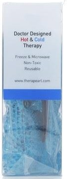 TheraPearl Hot and Cold Therapy Back Wrap With Strap