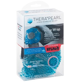 TheraPearl Hot  Cold Therapy Knee Wrap by Therapearl
