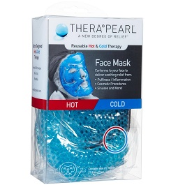 TheraPearl Hot - Cold Therapy Full Face Mask in Houston TX by Therapearl