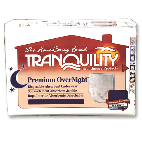 Tranquility Brief with Tab Closure Large