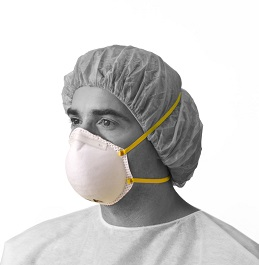 N95 Masks NIOSH Certified & CDC Approved-1Cnt