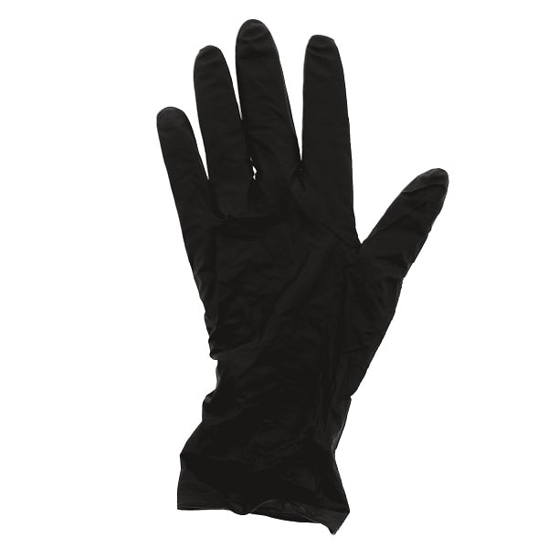 Nitrile Black Widow Gloves