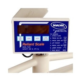 Invacare Reliant Patient Lift Scale 600 Lbs Cap