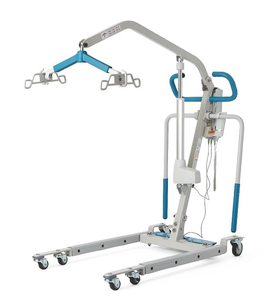 Electric Bariatric Patient Lift with Scale