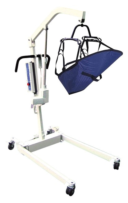 Electric Bariatric Patient Lift with Battery & Scale