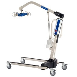 Reliant Battery Powered Patient Lift w/ Base-450 Lb Cap in Houston TX by Invacare