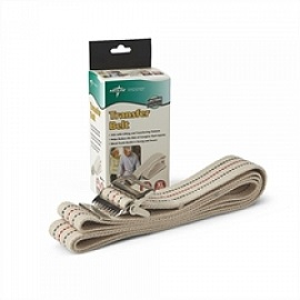 Transport Belt 84 Inches Long  Buckle Cotton Gait Belt in Houston TX by Medline