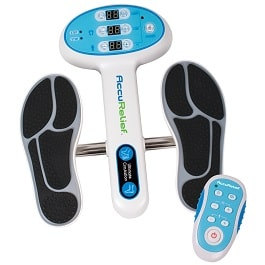 Portable Electrotherapy Foot Circulator & Foot Pain Reliever in Houston TX by Carex