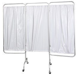 3 Panel Portable Privacy Screen & Room Divider
