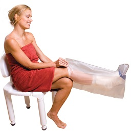 First Aid EZ Stretch Leg Cast Protector
