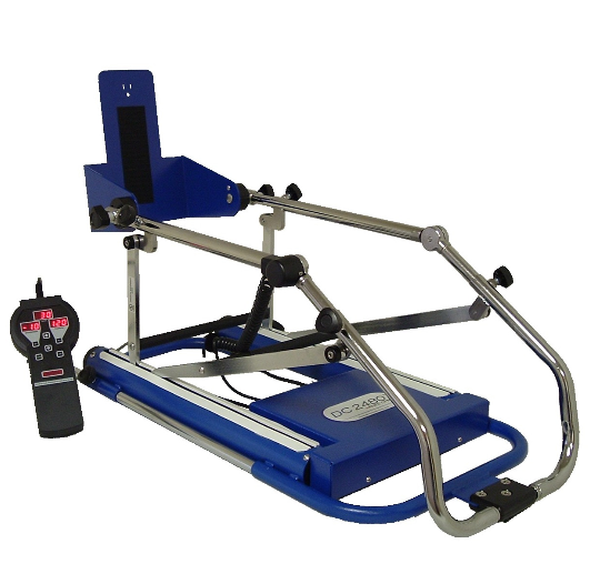 Extended Range Motion Knee CPM Machine