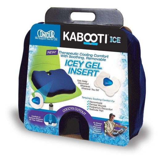 Kabooti Ice Coccyx Seat Cushion 3 In 1