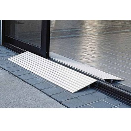 6 Aluminum Threshold Ramp-600 Lbs Capacity in Houston TX by EZ Access