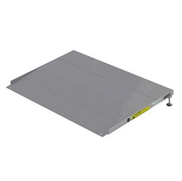 "24"" (H) Self Supporting Adjustable Threshold Ramp"